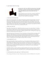 Tài liệu 5 mô hình CEO lý tưởng pdf