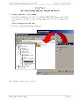Tài liệu Giáo trình Quản trị mạng Windows Server 2003 - Phần 3 docx