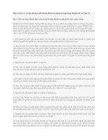 Một số lưu ý về áp dụng luật giám định tư pháp trong hoạt động xét xử (kỳ 3)