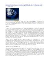 Tài liệu SSL - Giải pháp hỗ trợ thương mại điện tử doc