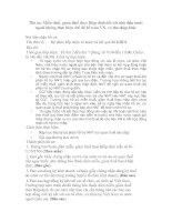 Tài liệu Thủ tục Miễn thuế 7 pdf