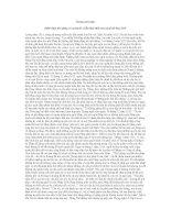 Tài liệu Chương 15: Chiến dịch nước pháp và sự thoáI vị lần thứ nhất của na-pô-lê-ông 1814 pdf