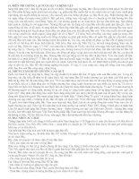 Bài soạn nhung cau chuyen ve Bac Ho