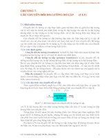 Tài liệu Các chuyển đối đo lường sơ cấp_chương 7 pptx