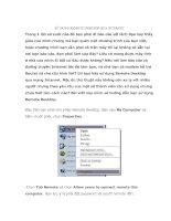 Tài liệu Sử Dụng Remote Desktop Qua Internet doc