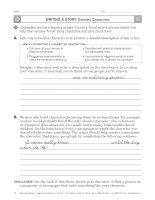 Tài liệu Beginning writing 2 part 10 pptx