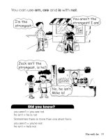 Tài liệu Active grammar 1 part 12 doc