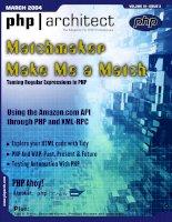 Tài liệu Matchmaker Make Me a Match pdf