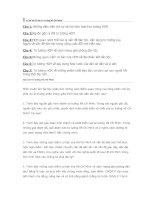 Tài liệu 7 Câu hỏi ôn thi Tư Tưởng Hồ Chí Minh ppt