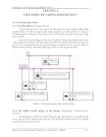 Tài liệu Chương 4: Giới thiệu về hệ thống SIMATIC PSC7 doc
