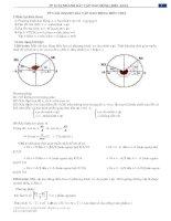 Tài liệu Phương pháp giải nhanh bài toán dao động điều hòa pdf