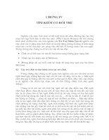 Tài liệu Giáo trình trí tuệ nhân tạo- chương 4-TÌM KIẾM CÓ ĐỐI THỦ pptx