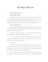 Tài liệu Kỹ thuật nuôi Cừu pdf