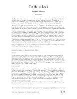 Tài liệu Spoken english elementary handbook part 7 ppt