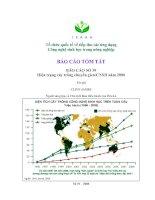 Tài liệu Hiện trạng cây trồng chuyển gien/CNSH năm 2008: 13 năm được thương mại ... doc