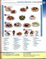 Tài liệu The Oxford Picture Dictionary (Từ điển bằng hình ảnh) - Phần 2 pptx