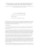 Tài liệu BẢN THU HOẠCH-Đảng viên mới pptx