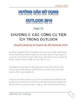 Tài liệu Hướng dẫn sử dụng Outlook 2010 part 11 docx