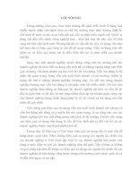 """Tài liệu Luận văn tốt nghiệp """"Các biện pháp nhằm nâng cao hiệu quả sử dụng vốn lưu động tại Công ty xuất nhập khẩu máy Hà Nội"""" ppt"""