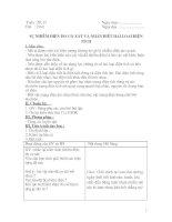 Tài liệu giáo án phụ đạo lý 7