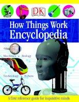 How things work encyclopedia