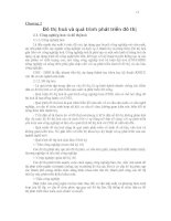 Tài liệu Đô thị hoá và quá trình phát triển đô thị pdf