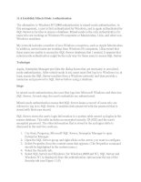 Tài liệu Establish Mixed-Mode Authentication pdf