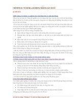 Tài liệu CHƯƠNG 2: Vệ sinh lao động trong sản xuất pdf