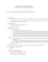 Tài liệu Đề nghị hoàn thuế theo Hiệp định tránh đánh thuế hai lần pdf