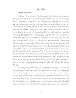 Luận văn ngôn ngữ trào phúng trong tiểu thuyết số đỏ của vũ trọng phụng