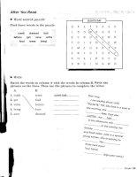 Tài liệu Read all about it starter part 3 pdf
