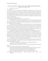 Tài liệu SƠ LƯỢC SỰ GIỒNG VÀ KHAC NHAU GIỮA CHÍNH QUYỀN ĐỊA PHƯƠNG THÁI LAN VÀ VIỆT NAM. pptx