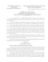 Bài giảng TT 300-phổ biến, giáo dục pháp luật trong nhà trường