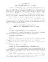 Tài liệu TÀI KHOẢN 642 - CHI PHÍ QUẢN LÝ DOANH NGHIỆP doc