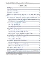 Báo cáo thực tập: Hoàn thiện công tác kế toán vật liệu, công cụ dụng cụ tại công ty cổ phần may Hưng Yên