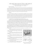 Tài liệu Điều khiển thích nghi máy công cụ điều khiển số ( Adaptive Control of CNC Machine Tools) ppt
