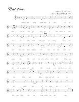 Tài liệu Bài hát nai tím - Kiều Tấn (lời bài hát có nốt) ppt