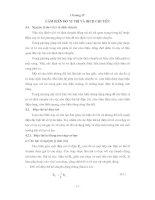 Tài liệu Chương 4: Cảm biến đo vị trí và dịch chuyển ppt