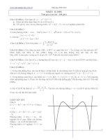 Tài liệu Bài tập toán ôn thi đại học khối B có lời giải hướng dẫn pptx