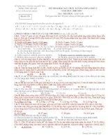 Tài liệu de thi thu THPT viet tri-2010