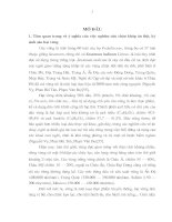 Chân khớp ăn thịt, ký sinh của sâu non bộ cánh phấn hại vừng tại huyện nghi lộc tỉnh nghệ an năm 2003   2004