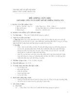 Tài liệu Bài tập phân tích thiết kế hệ thống ppt