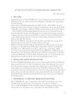 Tài liệu Giáo trình Xử trí cấp cứu ngưng tuần hoàn hô hấp tại bệnh viện pptx