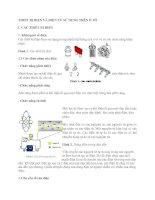 Tài liệu Thiết bị điện và điện tử sử dụng trên ô tô P1 docx