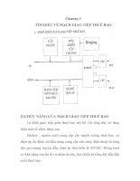 Tài liệu TỔNG QUAN MẠNG VIỂN THÔNG TỔNG ĐÀI _ ĐIỆN THOẠI, Chương 5 pptx