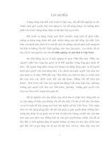 Tài liệu Tiểu luận triết học - Thất nghiệp và việc làm ở Việt Nam doc