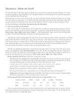 Tài liệu Phân tích kỹ thuật trong đầu tư chứng khoán pdf