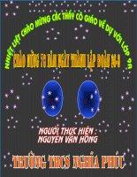 Tài liệu Giao an Hinh hoc 6 ca năm 09-10