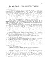 Tài liệu Giáo trình hóa học môi trường P4 doc