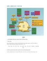 Tài liệu AMIN - AMINO AXIT - PROTEIN pptx